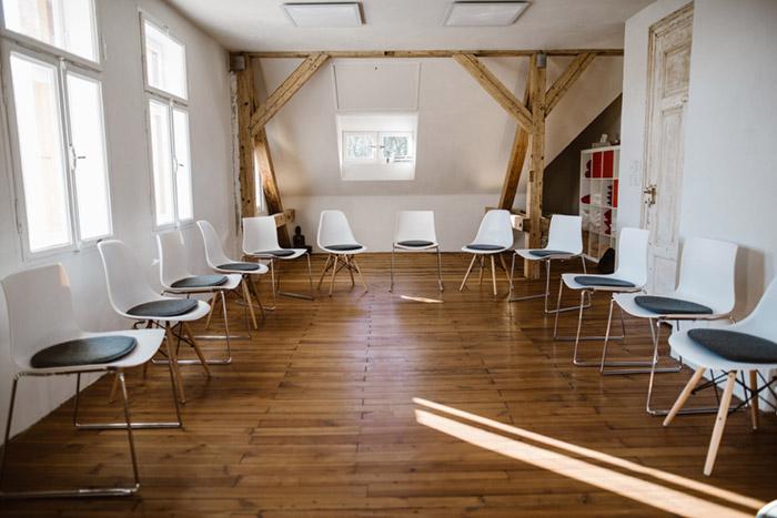 Die Villa in Ingolstadt Seminarraum